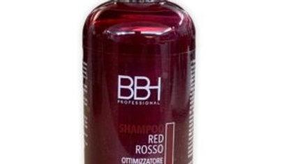 Shampo ottimizzatore del colore ROSSO