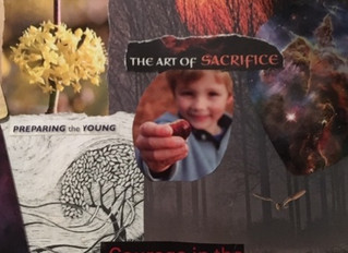 Ancestral Healing & Courage in the Line of Fire