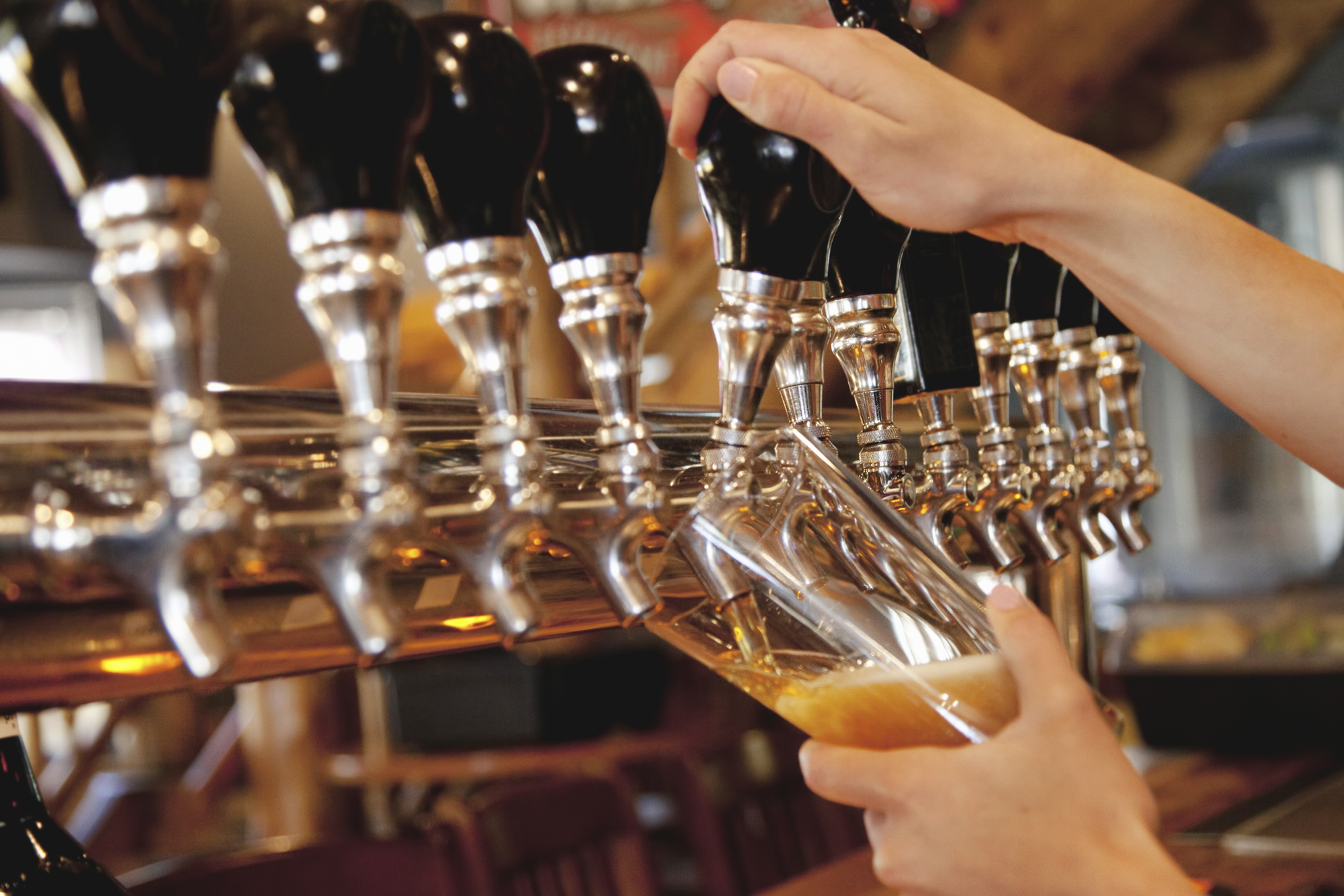 Brewery and Distillery tours