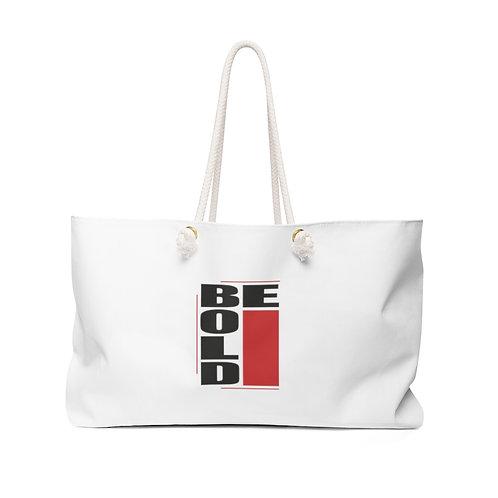 Be Bold Weekender Bag