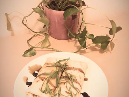 Vegetable Crepe