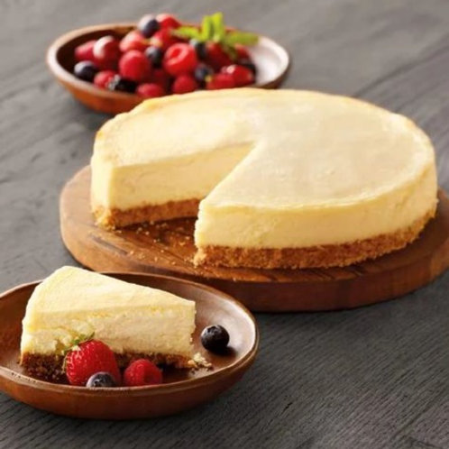 Savory Song Basket (Singagram and Cheesecake)