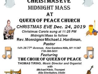 Join me on Christmas Eve!