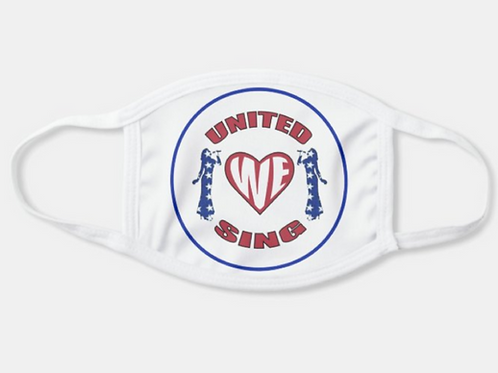 """United We Sing"" Mask"