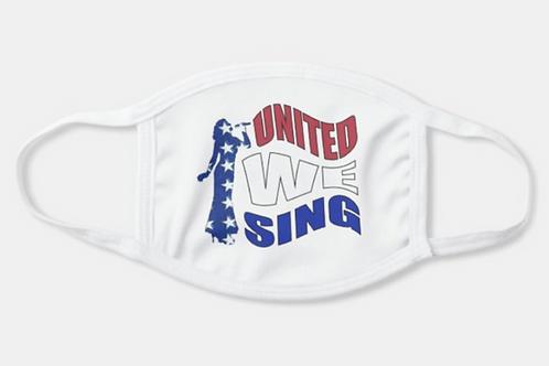 """""""United We Sing"""" Mask"""