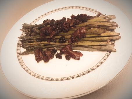 Szechuan Asparagus