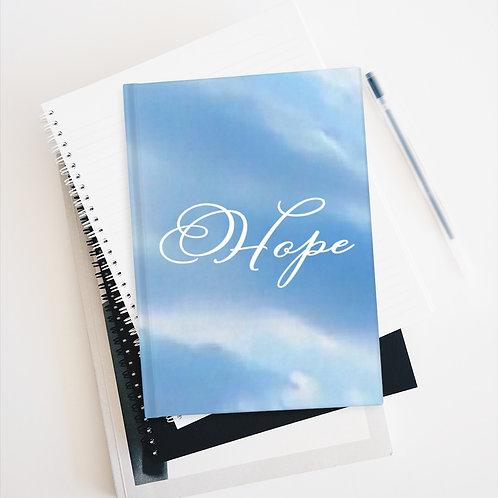 """Hope"" Journal - Ruled Line"