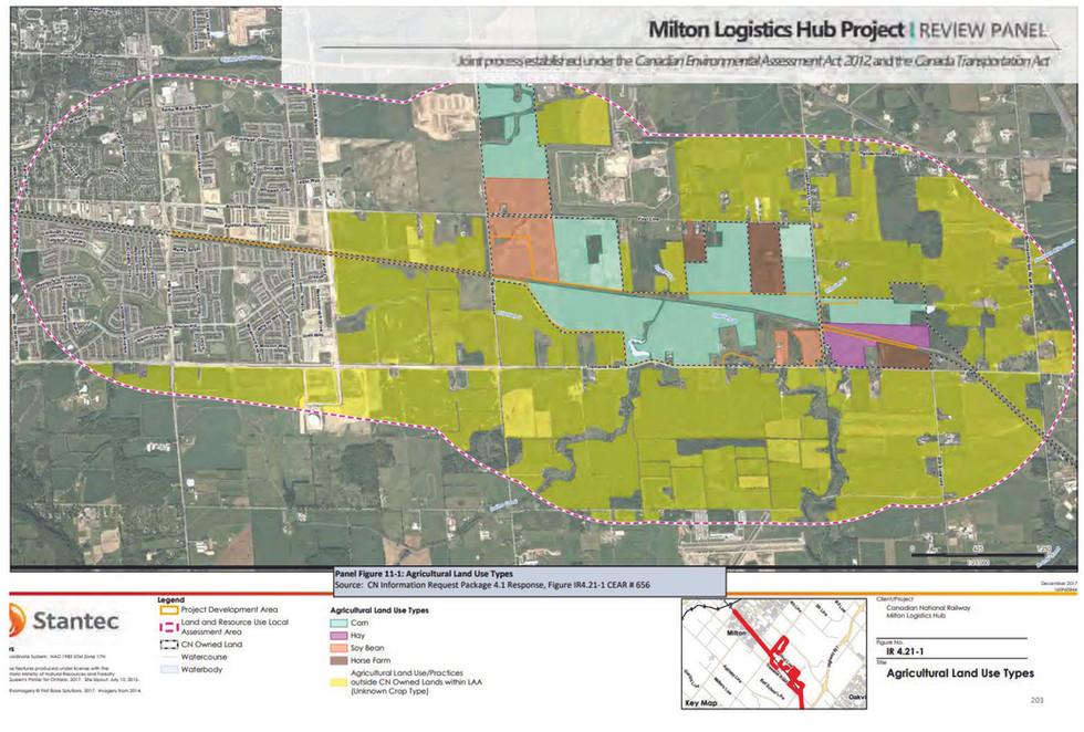 CN Presentation to Council: February 12, 2020 (Stantec Map)