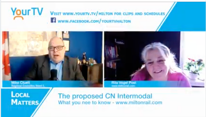 Local Matters with Mike Cluett Part 1