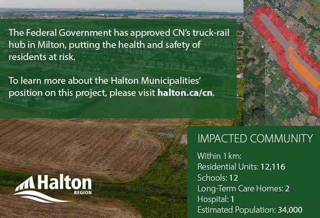 Unanimous resolution by Halton:
