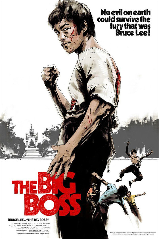 Bruce Lee - A Retrospective Part 1: The Big Boss