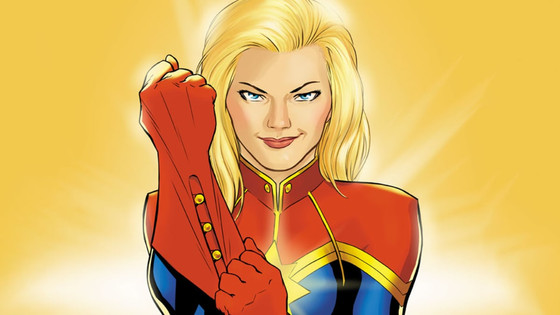 The Captain Marvel Issue: Part 1