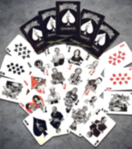 Swing Playing Cards