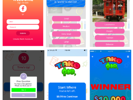 Win $10,000 this Cyber Monday with a new trivia app