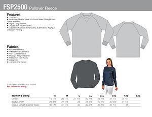 FSP2500Ld_070620_Fleece_SpecSheet-1-01.j