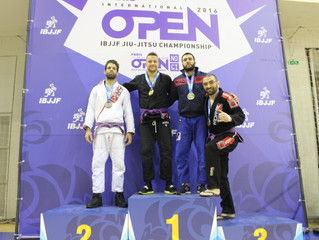 Open IBJJF de Paris