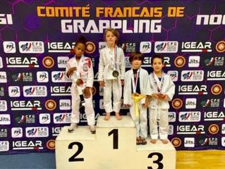 Open Ile de France kids CFG