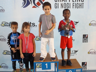 Open Ile de France GI/No gi (Enfants)