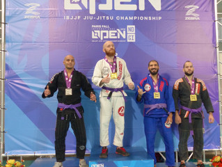 Open IBJJF Paris
