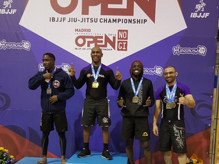 Open IBJJF de Madrid