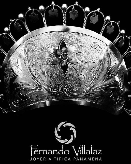 peineton joyas tipicas panameñas