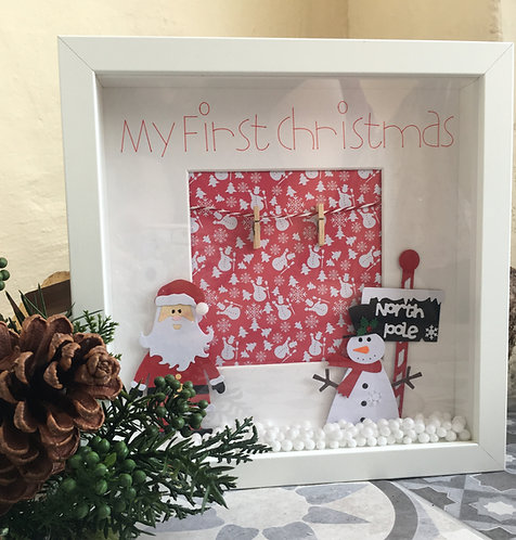 My First Christmas Frame, Baby's First Christmas