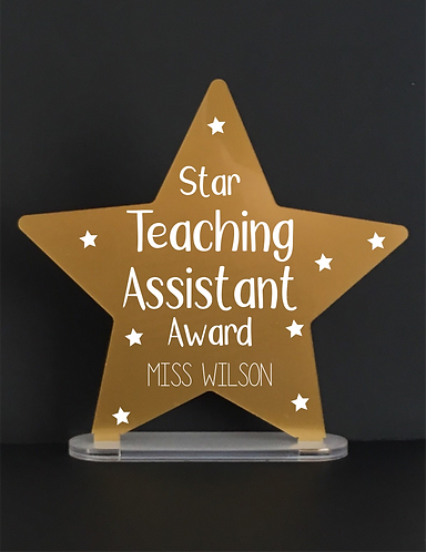 Star Teaching Assistant Award