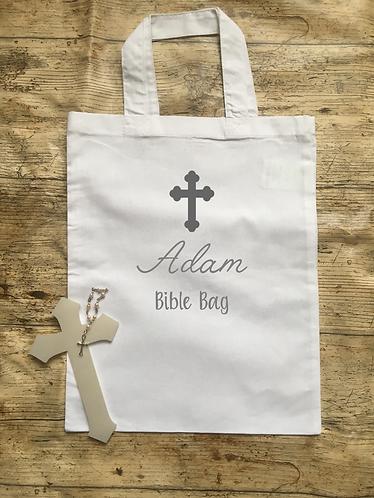 Personalised Bible Bag