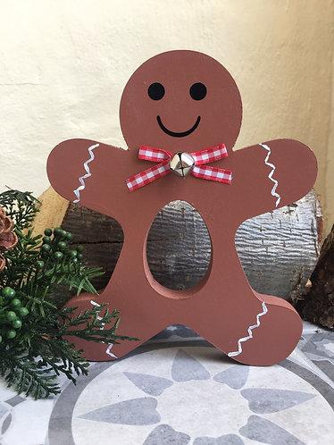 Freestanding Gingerbread Chocolate Egg Holder