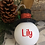 Thumbnail: Snowman Bauble Personalised