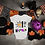 Thumbnail: My First Halloween Bundle 1 - Card, Personalised Halloween Bag and Baby Grow
