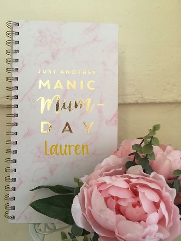 Personalised Mum Planner/To Do List