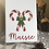 Thumbnail: Personalised Candy Cane Gingerbread House Gift Box/Christmas Eve Box