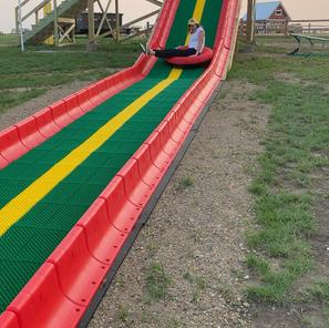 150 ft Mega Slide
