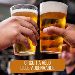 Circuit Vélo : Lille - Audenarde (53km)