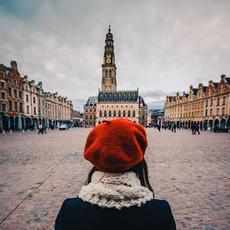 La place des Heros à Arras par @shall.we.wander