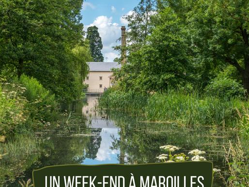 Maroilles : Week-end terroir, forêt et fromage !
