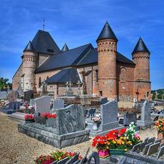 Les églises fortifiées par @chrisrichebourg