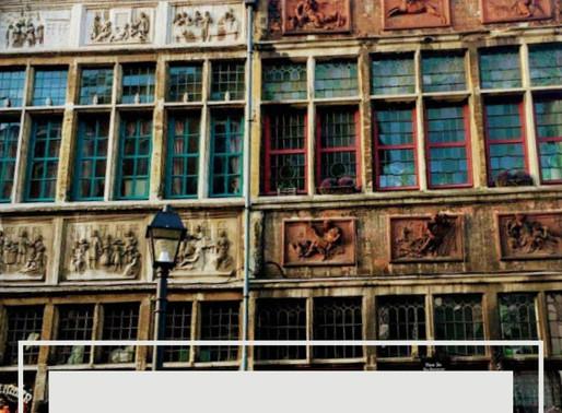 Gand : La belle flamande