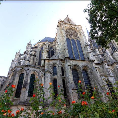 La Basilique de Saint Quentin par @tintin_le_photographe