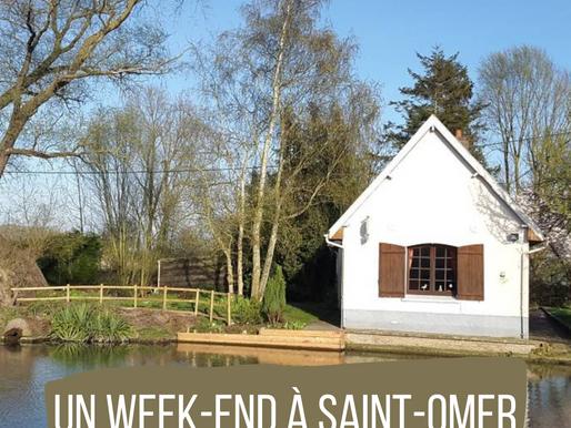 Saint Omer et le Marais Audomarois : Plus romantique tu meurs !