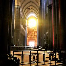 La Cathédrale N.D de la Treille par @laissezvousguider