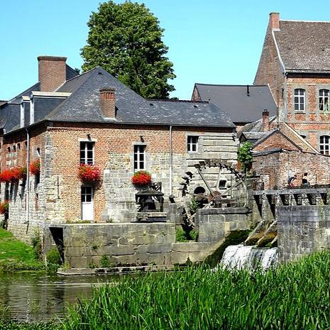 Le village de Maroilles par @alexiaglutenfree