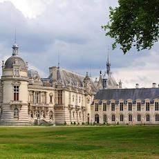 Le domaine de Chantilly par @letourdumondeen80ans