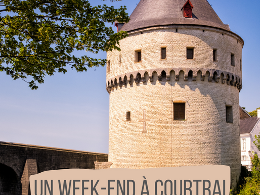 Un week-end à Courtrai