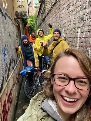 visite privée Lille à vélo