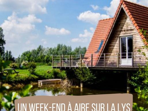 Aire sur-la-Lys : Week-end reposant et culturel