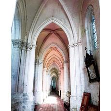 L'Abbaye Saint Germer de Fly par @chantille_de_lincourt
