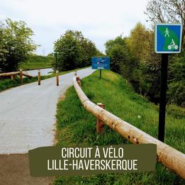 Circuit Vélo: Lille - Haverskerque (43km)