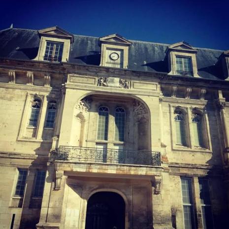 Le Château de Villers-Cotterêts par@gui_mells